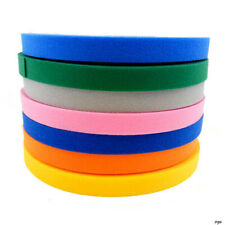 Double Sided Hook and Loop Tape Fastener Multicolor 15//20//25mm Cable Ties Strap