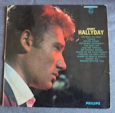 Johnny Hallyday, les bras en croix, LP - 33 Tours  original