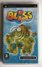 PSP Bliss Island (2006), UK Pal, Brand New & Sony Factory Sealed