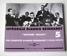 DJANGO REINHARDT - INTEGRALE N°  5 - (1936-1937) - 2 CD