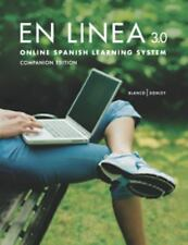 En Linea 3.0 Online Learning Program Companion Edition with En Linea 3.0 Code **