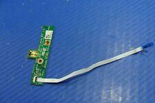 "Asus X54C-BBK19 15.6"" Genuine Laptop Power Button Board w/Cable 69N0LJC10C01-01"