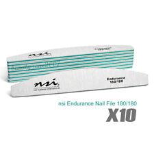 nsi Endurance Nail File 180/180 x 10 Pcs