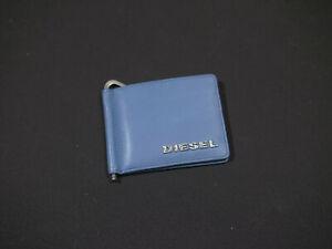 Blue Diesel Genuine Leather Wallet