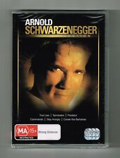 Arnold Schwarzenegger (6-Movie Collection) Dvd 6-Disc Set Brand New & Sealed