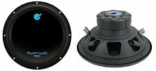 "PLANET AUDIO AC12D 12"" 3600W  Car Audio Power Subwoofers Subs Woofers DVC (Pair)"