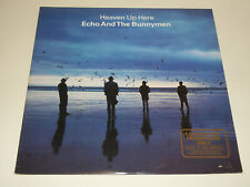 Echo And The Bunnymen - Heaven Up Here - PROMO - Sire - SRK 3569 - 1981