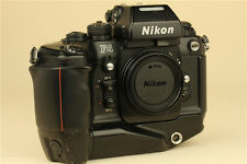 Nikon F4s 35mm SLR Film Camera Body