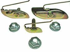 60 pcs Ford Mercury bolt in moulding trim clips & nut assortment 3 sizes