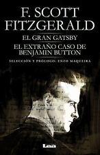 EL GRAN GATSBY Y EL EXTRA±O CASO DE BENJAMIN BUTTON - FITZGERALD, F. SCOTT/ MAQU