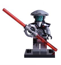Lego Star Wars Custom 5th Brother Inquisitor Minifigure - Rebels