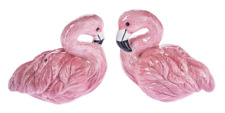 Ganz Salt & Pepper Shakers - Flamingo New in Box ( Er66855 )
