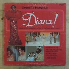 Diana! Original TV Soundtrack 1971 Vinyl LP  Motown Records MS 719