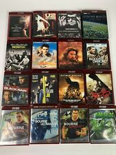 Hd Dvd Lot 16 *For Hd-Dvd Players Only* Most New - Bourne Batman Cruise U2 300