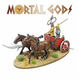 MORTAL GODS Persian Chariot 28mm MG073