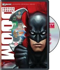 New listing Justice League: Doom (Dvd)
