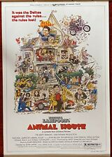 "Original Animal House Movie Poster - Rolled & Unused ! 27""x41"""