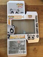 Replacement Box For Funko Pop! P.A.N.D.A. Fortnite 515. Panda. No Figure!