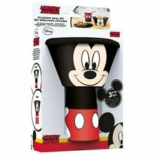 Disney Mickey Mouse Stacking Meal Set Of 3