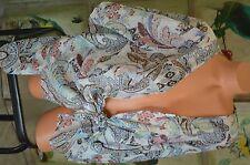Victoria's Secret swim cover up caftan  robe $89 Small S