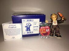 "Hummel ""Circus Act"" 2166 #386- Tmk-8 w/Box -- 4 1/4"" - Members Only Edition"