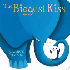 The Biggest Kiss (2014, Board Book)