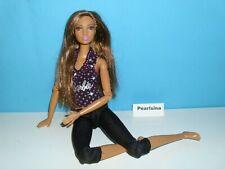 %***Barbie Puppe Made to Move,Latina Arm-Hand-Brust-Knie-Fuß-Gelenke***%