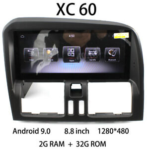 Car Multimedia Player Stereo GPS Radio Android Screen for Volvo XC60 2009~2017