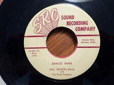 SRC 45 RECORD/ARY NELSON +TUNE TOPPERS /BANJO MAN/HELENA POLKA/ VG+