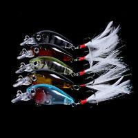 Details about  /10pcs 8cm//2.2g Fish Soft Lures Worm Bass Freshwater Bait Wobblers M2T6