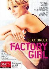 Factory Girl (DVD, 2007) Guy Pearce - Hayden Christensen Sienna Miller (Box D61)