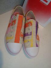 Nine West New Womens Lowrise Multi Print Athletic Sneakers Shoes 6 Medium