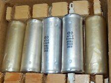 0.1uf 5% 200V Russian teflon capacitors FT-2 Lot 2.