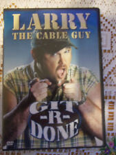 Larry The Cable Guy - Git-R-Done (DVD, 2004)