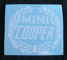 adesivo Mini Cooper auto vetro vinile vinyl sticker decal car s John