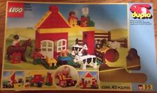 Rare Lego Duplo 2694 Farm set, 1996 Sold Out