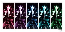Elvis PRESLEY (68 COMEBACK SPECIAL Pop Art Stampa Artistica) PPR41020 50 x 100cm