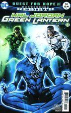 Hal Jordan And The Green Lantern Corps #14 DC Comics 2017 (DCU Rebirth)