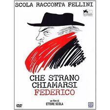 Che Strano Chiamarsi Federico - VERSIONE NOLEGGIO - DVD NUOVO