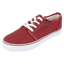 Zapatos informales con cordones de hombre