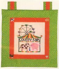 Silver Needle Night Country Fair AUG 2002 X-stitch kit