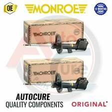 FOR AUDI A2 98-11 1.4 FRONT SHOCK ABSORBERS 2 X MONROE SHOCKERS BRAND NEW