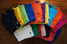 BNWT RALPH LAUREN WOMAN GIRLs LADIES LUXURY SKINNY POLO COLLAR SHIRT XS S M L XL