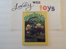 1984 Cabbage Patch Kids Adventure photo storybook - EXCELLENT CONDITION