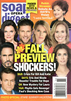 Soap Opera Digest Magazine September 9 2019 Michelle Stafford Kristina Wagner