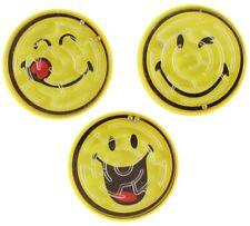 Geduldspiel Smiley - 6 Stück in 3 versch. Motiven - Smily Lachgesicht Mitgebsel