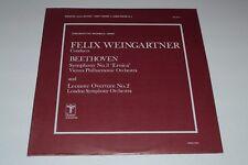 Felix Weingartner~Beethoven: Symphony No. 3~Turnabout THS 65147~SEALED/NEW