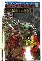 Teen Titans 12 Foil Variant 1st Print 1st Appearance Batman Who Laughs Ltd 3000