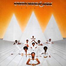 EARTH WIND & FIRE.  SPIRIT.  1976 VINYL LP. RECORD.  1970s soul. disco.