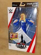 "WWE CHARLOTTE FLAIR ""WOOOOOOOO!"" ELITE SERIES 54 COLLECTION  WITH ENTRANCE ROBE"